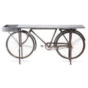 Masă bar în formă de bicicletă RGE Bicycle