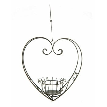 Decoraţiune formă inimă Antic Line Antique