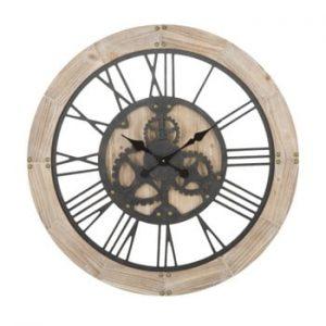 Ceas de perete Mauro Ferretti Ingranat, ⌀ 80 cm