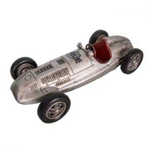 Mașină decorativă Antic Line Aluminium Racing