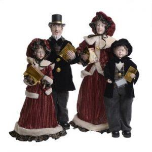 Decorațiune InArt Carolling Family