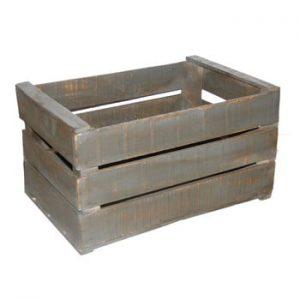 Cutie din lemn Antic Line Greys