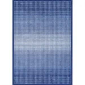 Covor reversibil Narma Moka Marine, 70 x 140 cm, albastru