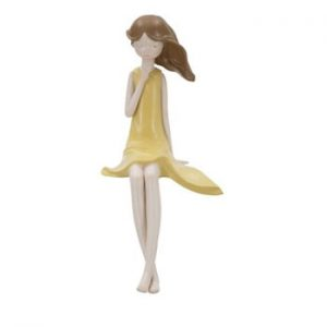 Statuetă decorativă Mauro Ferretti Dolly, înălțime 30 cm