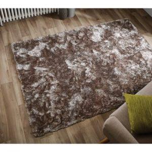 Covor Flair Rugs Serenity Mink, 120 x 170 cm, maro