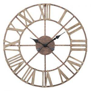 Ceas de perete Mauro Ferretti Plus, ⌀ 71,5 cm