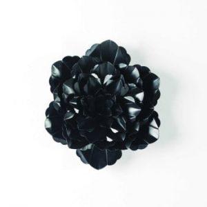 Decoraţiune Thai Natura Bunga, ⌀ 39 cm, negru