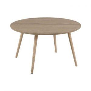 Masă de cafea rotundă Actona Stafford, ø 80 cm