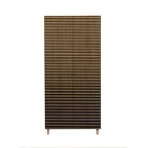Dulap cu 2 uși Stil Intim, 90 x 192 cm