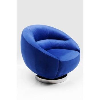 Fotoliu Kare Design Area, albastru