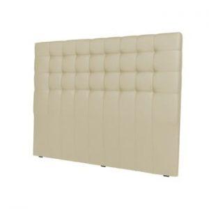 Tăblie pentru pat Windsor & Co Sofas Deimos, 200 x 120 , crem