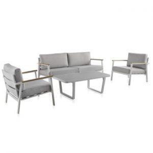 Set mobilier de grădină cu masă Geese Michelle