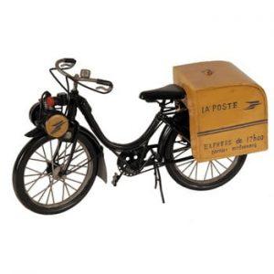 Bicicletă decorativă Antic Line Moped Solex