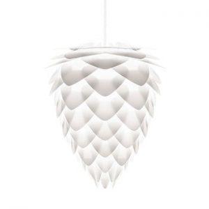 Abajur VITA Copenhagen Conia, Ø 30 cm, alb
