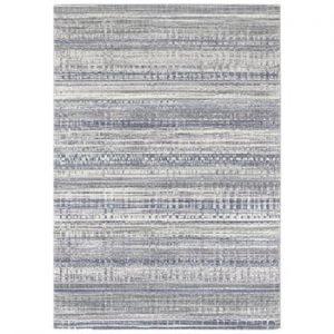 Covor Elle Decor Arty Cachan, 160 x 230 cm, gri - albastru