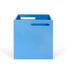 Cutie depozitare pentru bibliotecă TemaHome Berlin, albastru