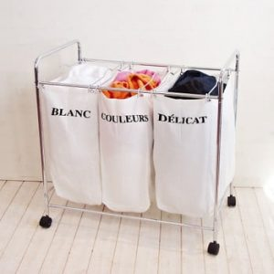 Coş de rufe Compactor Organized Washing
