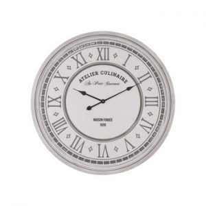 Ceas de perete Antic Line Atelier Culinaire, ⌀ 80 cm