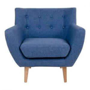 Fotoliu House Nordic Monte, albastru
