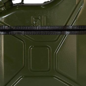 Cutie pentru cadou în formă de canistră Designed By Man, 5 l, verde