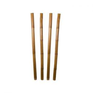 Set 4 bețe decorative din bambus Santiago Pons