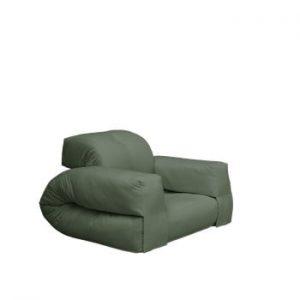 Fotoliu extensibil Karup Hippo, verde