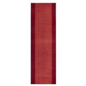 Covor Basic, 80x300 cm, roșu