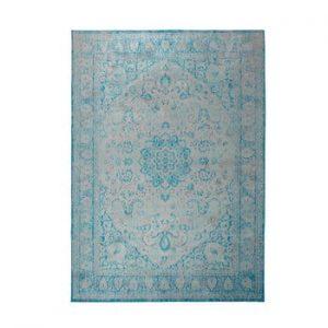 Covor White Label Chi, 160 x 231 cm, albastru