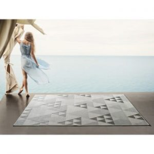 Covor Universal Clhoe Silver, 120 x 170 cm