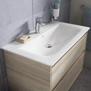 Lavoar pe mobilier Ideal Standard Connect Air 84x46 cm