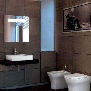 Oglinda cu lumina Ideal Standard Strada 70x65 cm