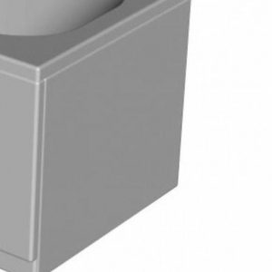 Panou lateral Active pentru cada Ideal Standard Playa Active si Hotline 80 cm