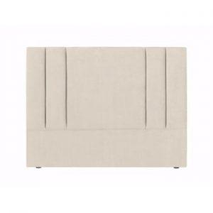 Tăblie pat Kooko Home Kasso, 120 x 180 cm, bej