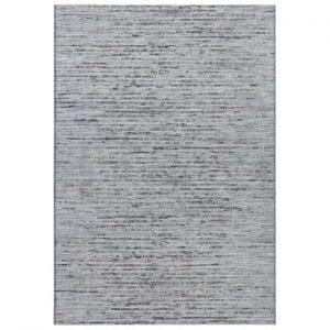 Covor adecvat și pentru exterior Elle Decor Curious Laval, 77 x 150 cm, albastru - antracit