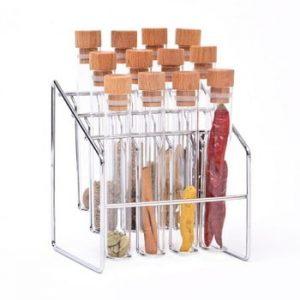 Suport pentru 12 mirodenii Wireworks Spice Lab