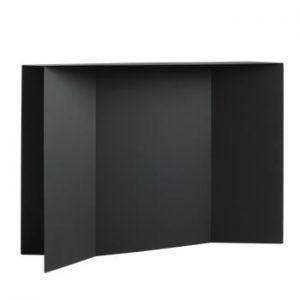 Consolă Custom Form Oli, lungime 100 cm, negru