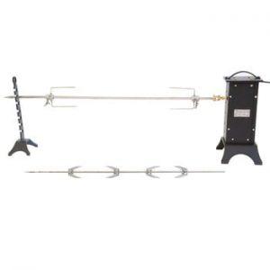 Suport electric, rotativ pentru 1 frigăruie Cruccolini