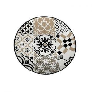 Tavă din ceramică Brandani Alhambras, ⌀ 40 cm