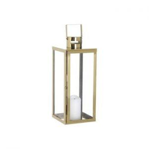 Felinar A Simple Mess Skarv, înălțime 42 cm, auriu
