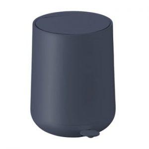 Coș de gunoi cu pedală Zone Nova, bleumarin