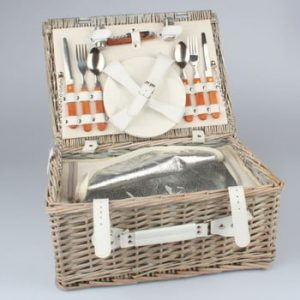 Coș picnic pentru 2 persoane Dakls Picnic