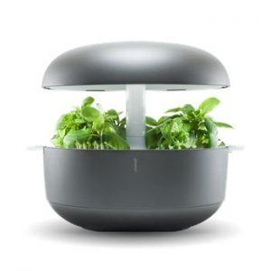 Grădină inteligentă pentru interior Plantui 6 Smart Garden Grey