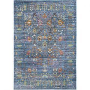 Covor Tatum Blue, 121 x 182 cm, albastru