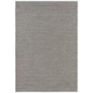 Covor potrivit pentru exterior Elle Decor Brave Dreux, 80 x 150 cm, gri