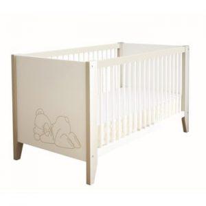 Pătuţ pentru copil Demeyere Ourson, 60 x 120 cm