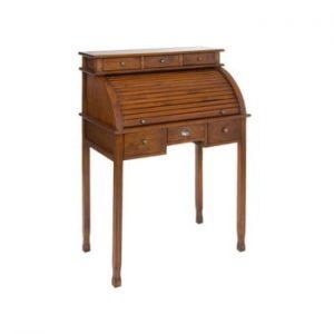 Birou de scris din lemn mindi Santiago Pons Vintage