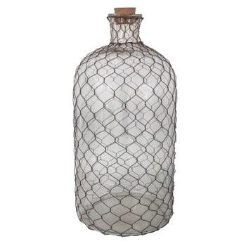 Sticlă decorativă Antic Line Bouteille Grillagé