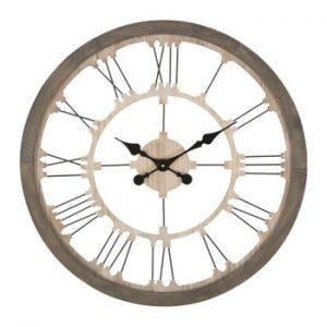 Ceas de perete Mauro Ferretti Simplicity, ⌀ 60 cm