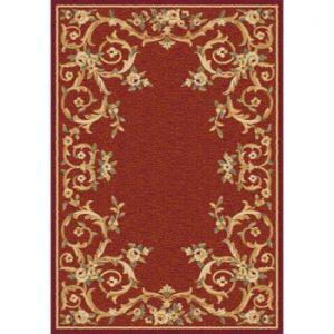 Covor traversă Universal Izmir, 67 x 250 cm, roșu - auriu