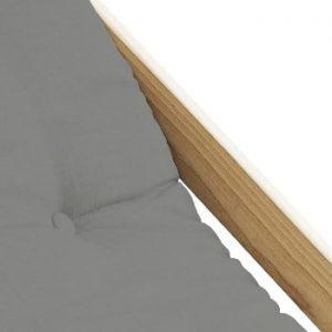 Scaun pliabil Karup Design Boogie Raw/Grey